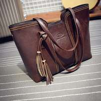 Classic women bag with zip