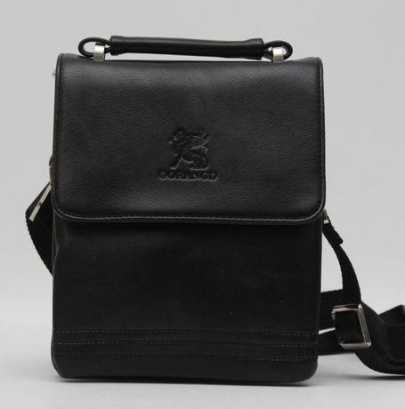 0e944ca24437 мужская сумка через плечо из искусственной кожи Gorangd. Киев - изображение  1