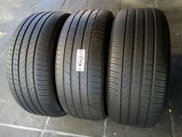255/50/19 PIRELLI RUNFLAT tyres for sell