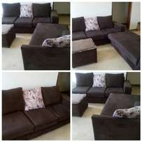 New L-Shaped Sofa for Sale