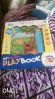 Baby play book