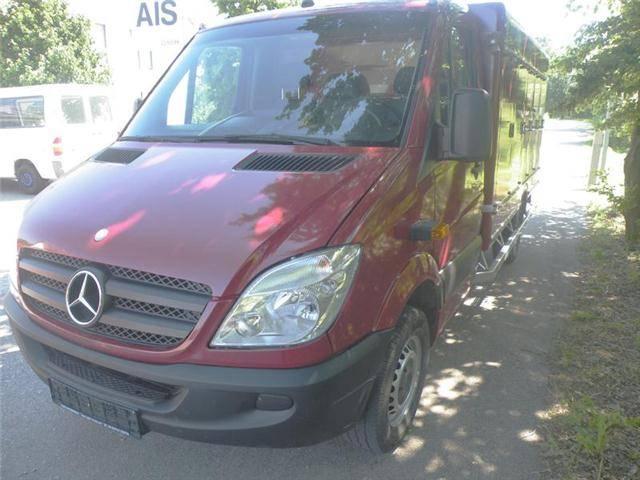 Mercedes-Benz Sprinter 310 Carlsen 5+5 Turen Eis Ice 33?C - 2011