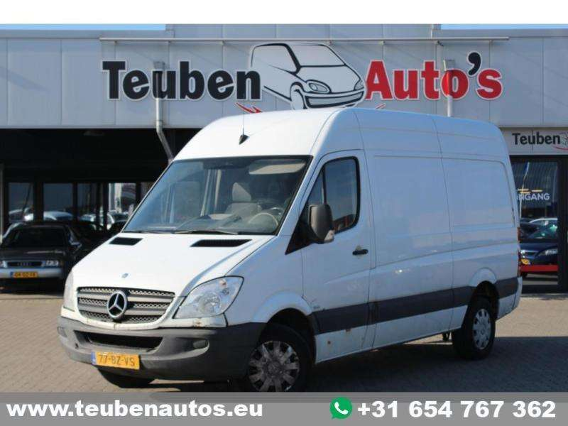 Mercedes-Benz Sprinter 311 2 2 CDI 366 HD radio cd speler