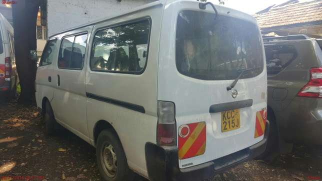 Very clean Nissan Caravan never been used for Magtatu business Highridge - image 2