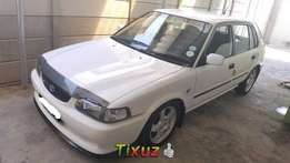 16 000Toyota Tazz for sale