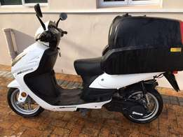 2012 go motto 170cc scooter for sale