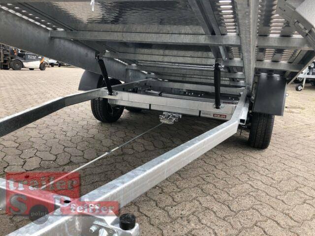 Lorries PLI35 5021 Winde Reserverad Kipper !!! - image 5