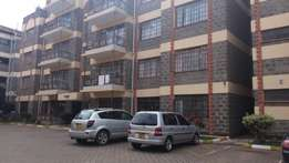 Modern 1bed apartment to let in kileleshwa