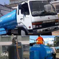 Clean Water Supply & Exhauster services