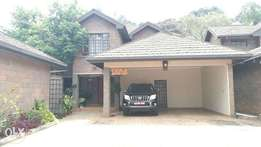 4 Bedroom townhouse to let in Peponi