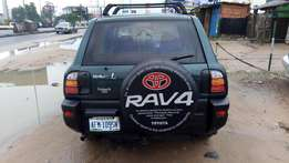 Toyota Rva4 for only series baya