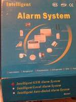 Home alarm system/Anti burglary system