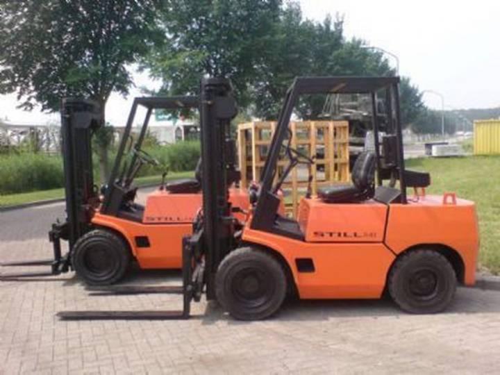 Still R 4106 3,5 ton - 1989