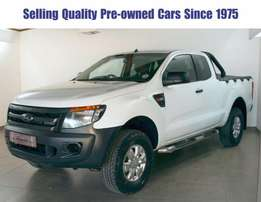 # 3023 Ford Ranger Supercab 2.2 Tdci XL