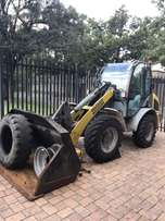 WACKER 850 Front End Loader for sale  Vanderbijlpark