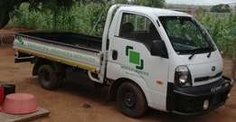 Transport for hire, furniture removals and other transportation needs