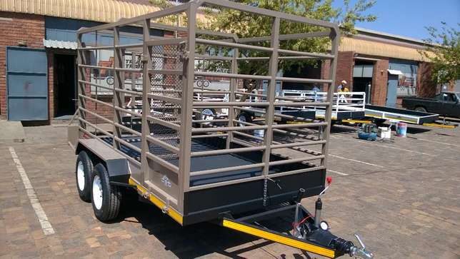 (Holiday sale on all sizes trailers.hook&go) Alberton - image 3