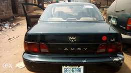 Camry up for grabs