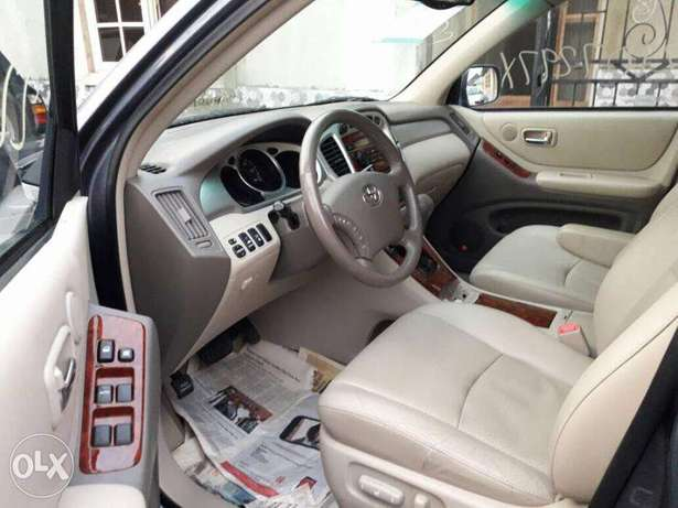 Clean Bill 2006 Toyota Highlander Lekki - image 2