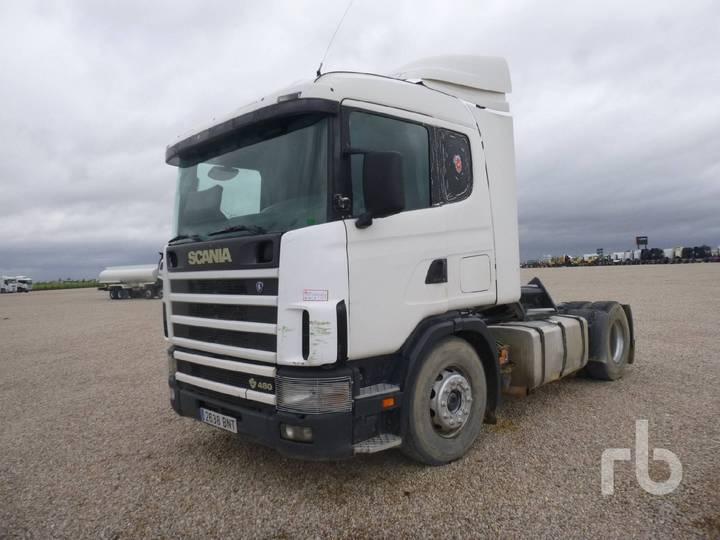 Scania R480 4x2 - 2001
