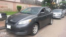 Cheap Slightly Used Toyota Matrix 2010 Gray