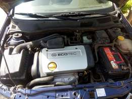 Clean well maintained opel astra for sale