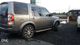 Landrover Discovery 4 2010 model