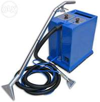 INDUSTRIAL cleaning machinery