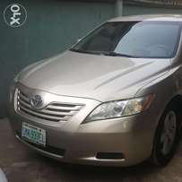 Less than a year sparkling Reg 08 TOYOTA CAMRY LE