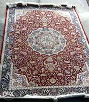 Iranian hand crafted center rugs