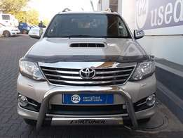 2015 Toyota Fortuner 3.0 D-4D 4x4 A/T