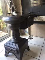 antique oven
