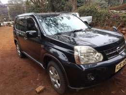 NIssan Sport Utility Vehicle (SUV), Accident free car with a good musi