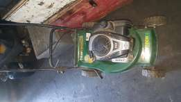Trimtech 140cc petrol lawnmower for sale r1650
