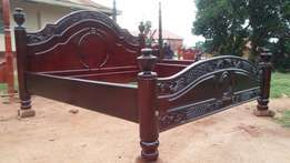 Antique King Size bed