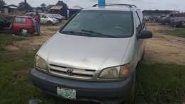 Used sienna for sale