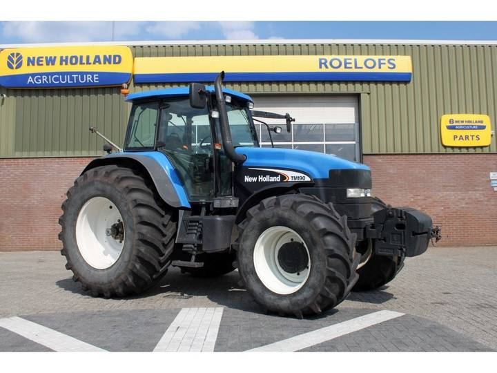 New Holland TM190 - 2003