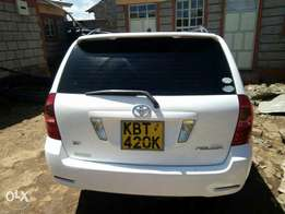 Toyota Fielder KBT registration well kept fully loaded 1500cc
