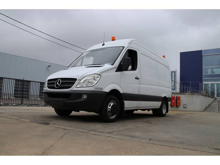 Mercedes-Benz SPRINTER 519 CDI - 95 465 KM - 2011
