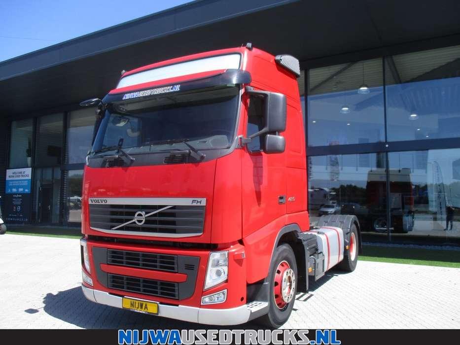 Volvo FH 420 EEV PTO - 2013