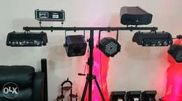 ASSORTED Stage / Disco Lights, DJ/PA Sound system at a GIVE AWAY PRICE