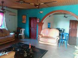 Bungalow with half plot at Satellite Town, Alakija forsale