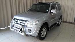 2014 Mitsubishi Pajero 3.2 D A/TSWB 3dr 59 600Km for only R419 900