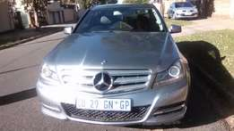 2012 mercedes benz C180 Kompressor excellent condition
