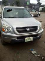 Honda Pilot-2005 model - registered