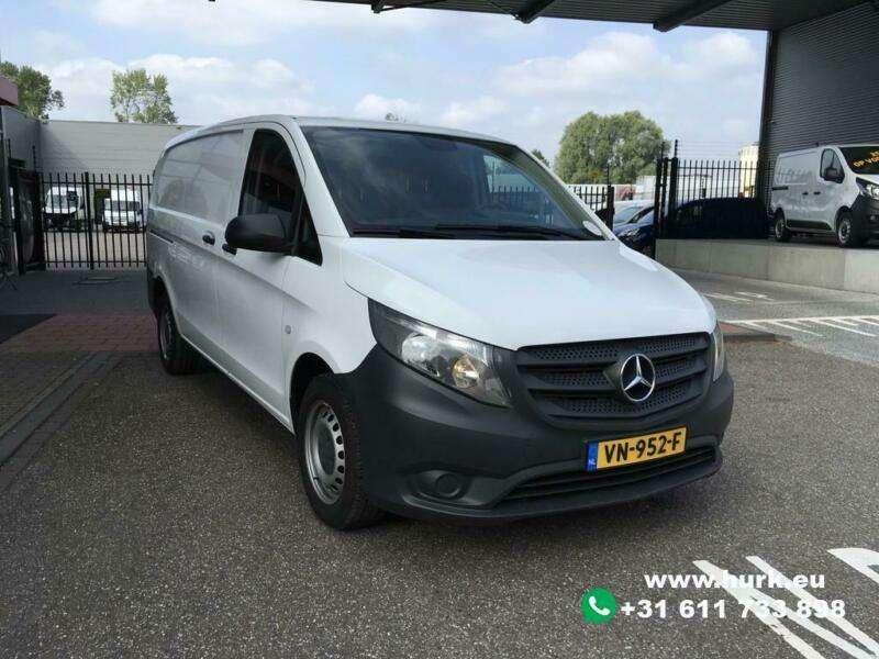 Verwonderend Mercedes-Benz Vito 111 CDI Lang Türen Cruise/ trekhaak/ Klima HJ-94