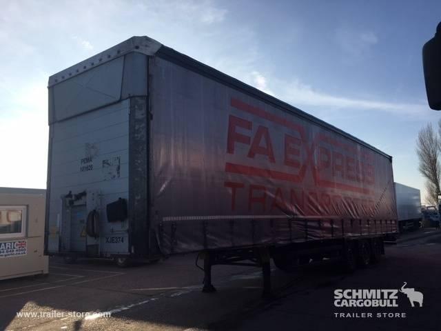 Schmitz Cargobull Curtainsider Mega - 2014 - image 4