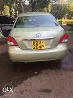 Toyota Belta on sale