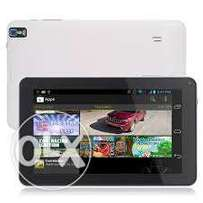 Xgody tablet white in colour with 5gb internal storage and 512mb ram