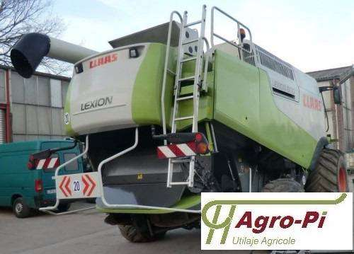 Claas Lexion 600 - 2006 - image 3